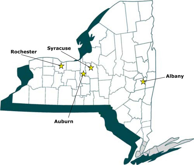 Contact AECC in New York State